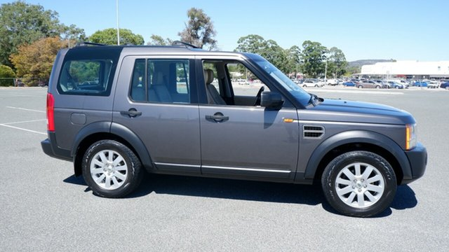 Used Land Rover Discovery 3 HSE Maddington, 2006 Land Rover Discovery 3 HSE Grey 6 Speed Sports Automatic Wagon