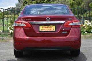 2015 Nissan Pulsar B17 Series 2 ST Red 1 Speed Constant Variable Sedan