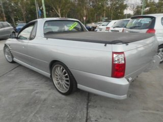 2005 Holden Commodore VZ SS 4 Speed Automatic Utility