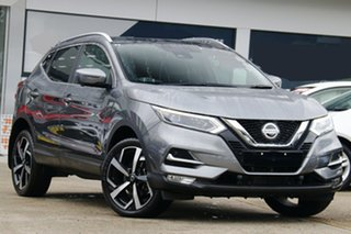 2019 Nissan Qashqai J11 Series 2 Ti X-tronic Grey 1 Speed Constant Variable Wagon.