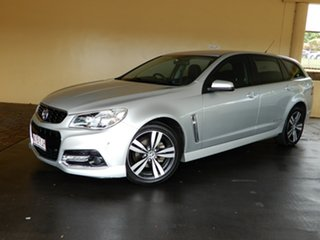 2015 Holden Commodore VF MY15 SV6 Storm Silver 6 Speed Automatic Sportswagon