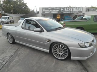 2005 Holden Commodore VZ SS 4 Speed Automatic Utility.