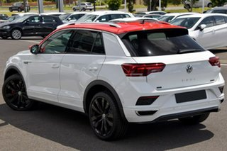 2020 Volkswagen T-ROC A1 MY20 140TSI DSG 4MOTION X White 7 Speed Sports Automatic Dual Clutch Wagon.