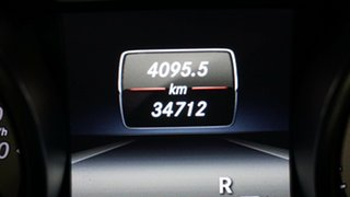 2015 Mercedes-Benz CLA-Class C117 806MY CLA250 DCT 4MATIC Sport Silver 7 Speed