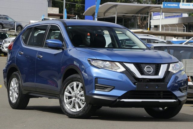 New Nissan X-Trail T32 Series III MY20 ST X-tronic 2WD Launceston, 2020 Nissan X-Trail T32 Series III MY20 ST X-tronic 2WD Marine Blue 7 Speed Constant Variable Wagon