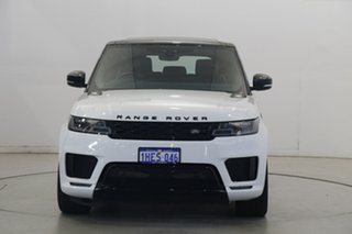 2018 Land Rover Range Rover Sport L494 18MY SE White 8 Speed Sports Automatic Wagon.