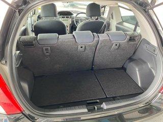 2008 Toyota Yaris YR Black Automatic Hatchback