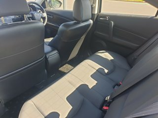 2011 Mazda 6 GH1052 MY12 Touring Black 5 Speed Sports Automatic Sedan
