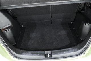 2013 Honda Jazz GE MY13 VTi Green 5 Speed Automatic Hatchback