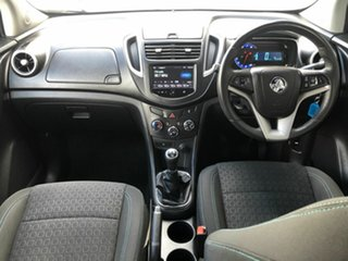 2013 Holden Trax TJ MY14 LS Silver 5 Speed Manual Wagon