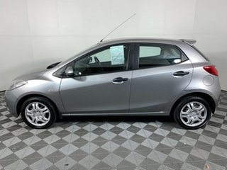 2010 Mazda 2 DE10Y1 Neo Grey 5 Speed Manual Hatchback