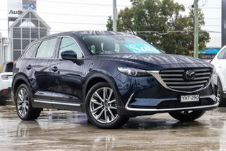 2017 Mazda CX-9 TC Azami SKYACTIV-Drive i-ACTIV AWD Blue 6 Speed Sports Automatic Wagon.