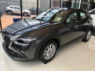 2020 Mazda CX-3 DK2W7A MAXX SKYACTIV-DRIVE FWD SPORT LE 6 Speed Sports Automatic Wagon.