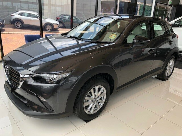 Demo Mazda CX-3 DK2W7A Toowoomba, 2020 Mazda CX-3 DK2W7A MAXX SKYACTIV-DRIVE FWD SPORT LE 6 Speed Sports Automatic Wagon