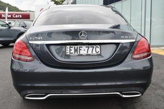 2014 Mercedes-Benz C-Class W205 C250 7G-Tronic + Grey 7 Speed Sports Automatic Sedan