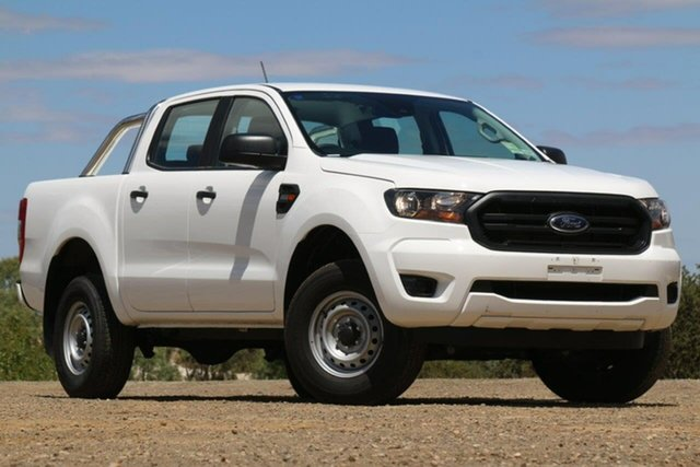 Used Ford Ranger PX MkIII 2019.00MY XL Hi-Rider Clare, 2019 Ford Ranger PX MkIII 2019.00MY XL Hi-Rider White 6 Speed Sports Automatic Double Cab Pick Up