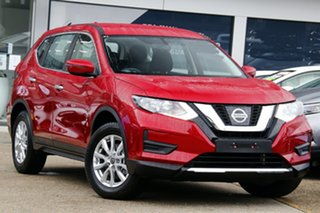 2019 Nissan X-Trail T32 Series II ST 2WD Red 6 Speed Manual Wagon.