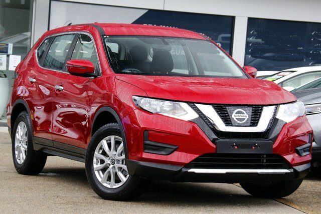 Used Nissan X-Trail T32 Series II ST 2WD Homebush, 2019 Nissan X-Trail T32 Series II ST 2WD Red 6 Speed Manual Wagon