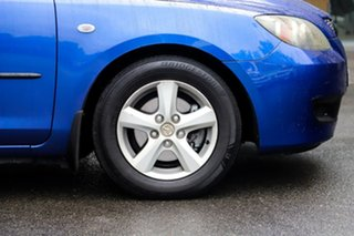2008 Mazda 3 BK10F2 Neo Blue 4 Speed Sports Automatic Hatchback