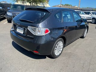 2010 Subaru Impreza G3 MY11 R AWD Grey 5 Speed Manual Hatchback
