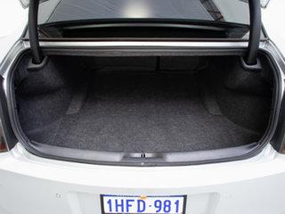 2012 Chrysler 300 MY12 SRT8 Silver 5 Speed Automatic Sedan