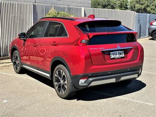 2018 Mitsubishi Eclipse Cross YA MY18 LS 2WD Red Diamond 8 Speed Constant Variable Wagon.