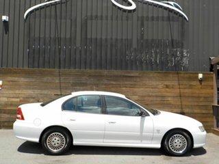 2006 Holden Commodore VZ MY06 Executive White 4 Speed Automatic Sedan.