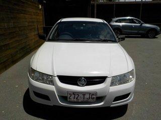 2006 Holden Commodore VZ MY06 Executive White 4 Speed Automatic Sedan