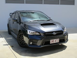 2018 Subaru WRX V1 MY18 Premium Lineartronic AWD Grey 8 Speed Constant Variable Sedan.