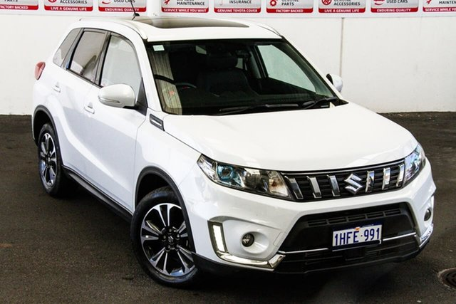 Pre-Owned Suzuki Vitara Series II Turbo Myaree, 2020 Suzuki Vitara Series II Turbo 6 Speed Automatic Wagon
