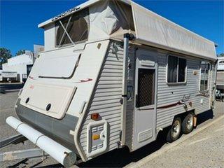 2008 Coromal EXCEL 541 Caravan.
