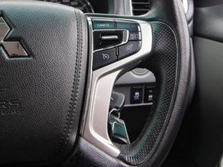 2017 Mitsubishi Triton MQ MY17 GLS (4x4) Blue 6 Speed Manual Dual Cab Utility