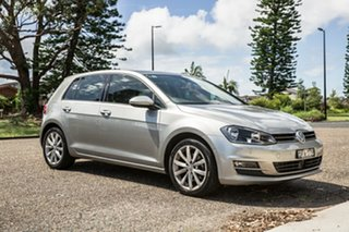 2015 Volkswagen Golf VII MY16 110TSI DSG Highline 7 Speed Sports Automatic Dual Clutch Hatchback.