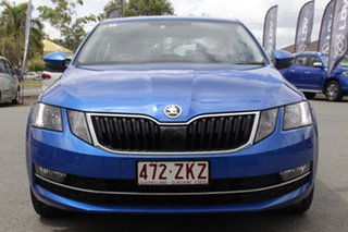 2019 Skoda Octavia NE MY19 110TSI Sedan DSG Race Blue 7 Speed Sports Automatic Dual Clutch Liftback