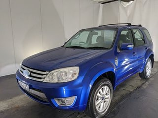 2008 Ford Escape ZD Blue 4 Speed Automatic SUV.