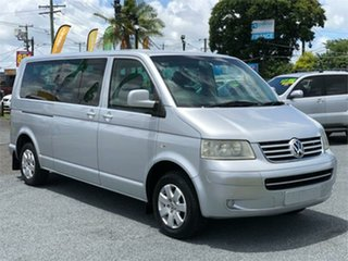 2008 Volkswagen Caravelle T5 Silver 6 Speed Sports Automatic Wagon