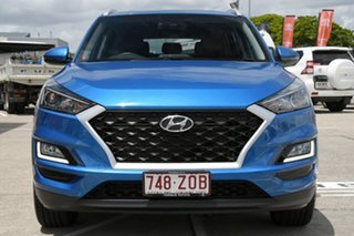 2019 Hyundai Tucson TL4 MY20 Active X 2WD Blue 6 Speed Automatic Wagon