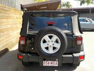 2007 Jeep Wrangler JK Sport Black 4 Speed Automatic Softtop