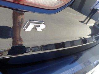 2012 Volkswagen Golf VI MY13 R DSG 4MOTION Metallic Black 6 Speed Sports Automatic Dual Clutch