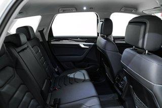 2019 Volkswagen Touareg CR MY20 190TDI Tiptronic 4MOTION White 8 Speed Sports Automatic Wagon