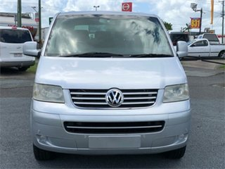 2008 Volkswagen Caravelle T5 Silver 6 Speed Sports Automatic Wagon.