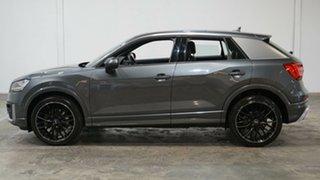 2017 Audi Q2 GA MY18 Sport S Tronic Quattro Grey 7 Speed Sports Automatic Dual Clutch Wagon