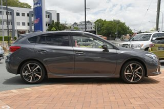 2020 Subaru Impreza G5 MY21 2.0i-S CVT AWD Magnetite Grey 7 Speed Constant Variable Hatchback.