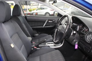 2006 Mazda 6 GG1032 Classic Blue Pacific/004jlz 5 Speed Sports Automatic Hatchback