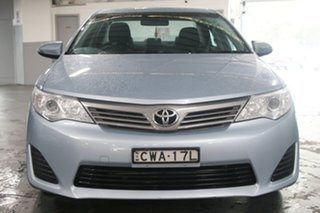 2014 Toyota Camry ASV50R Altise Arctic Frost 6 Speed Automatic Sedan