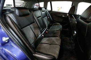 2016 Holden Commodore VF II MY16 SV6 Sportwagon Blue 6 Speed Sports Automatic Wagon