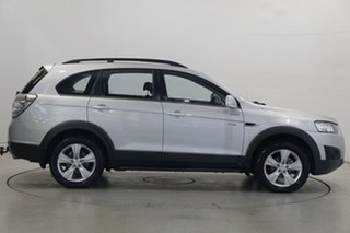 2012 Holden Captiva CG Series II MY12 7 AWD CX Silver 6 Speed Sports Automatic Wagon