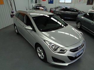 2012 Hyundai i40 VF Active Tourer Silver 6 Speed Manual Wagon