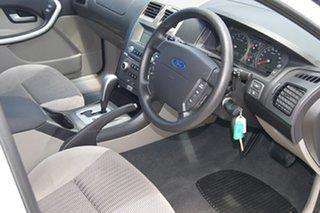 2009 Ford Falcon BF MkIII XT (LPG) White 4 Speed Auto Seq Sportshift Wagon