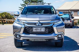2017 Mitsubishi Pajero Sport QE MY17 GLX Silver 8 Speed Sports Automatic Wagon